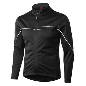 Chaqueta impermeable para bici softshell