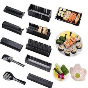 Kit para hacer sushi completo