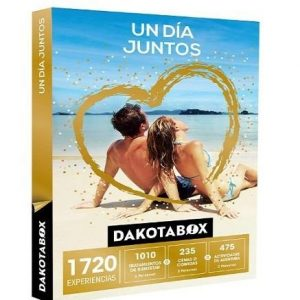 Pack de regalo de viaje Dakotabox