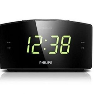 Radio reloj despertador Philips