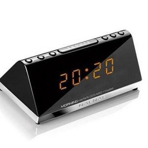 Radio reloj despertador  Sunstech